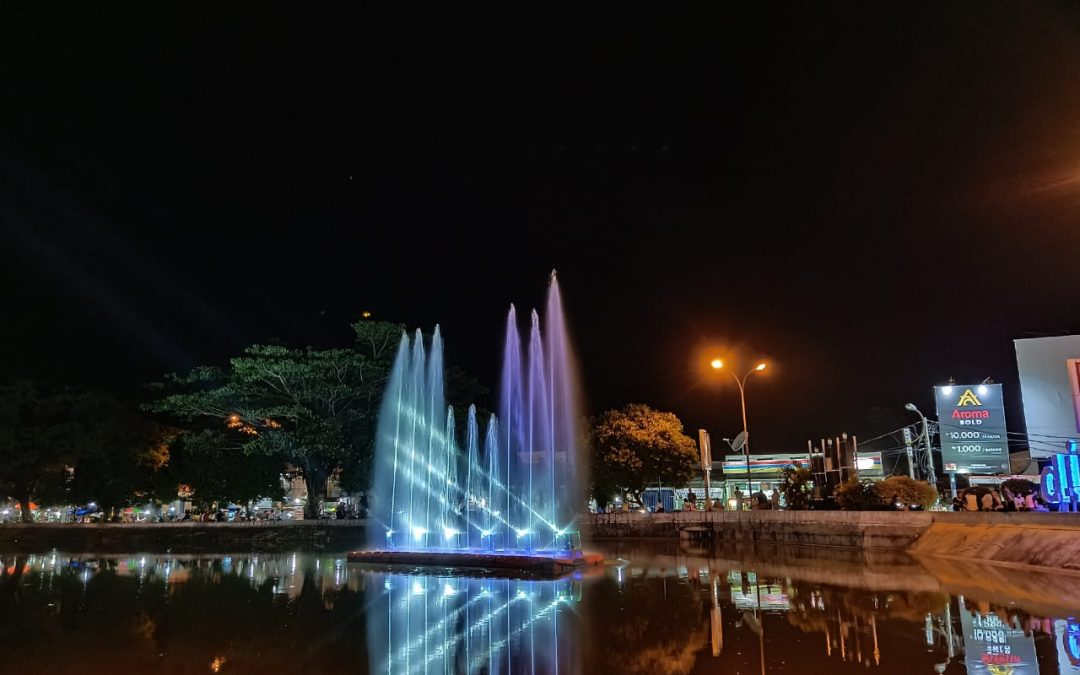 FLOATING FOUNTAIN – RANGKASBITUNG BANTEN #2020